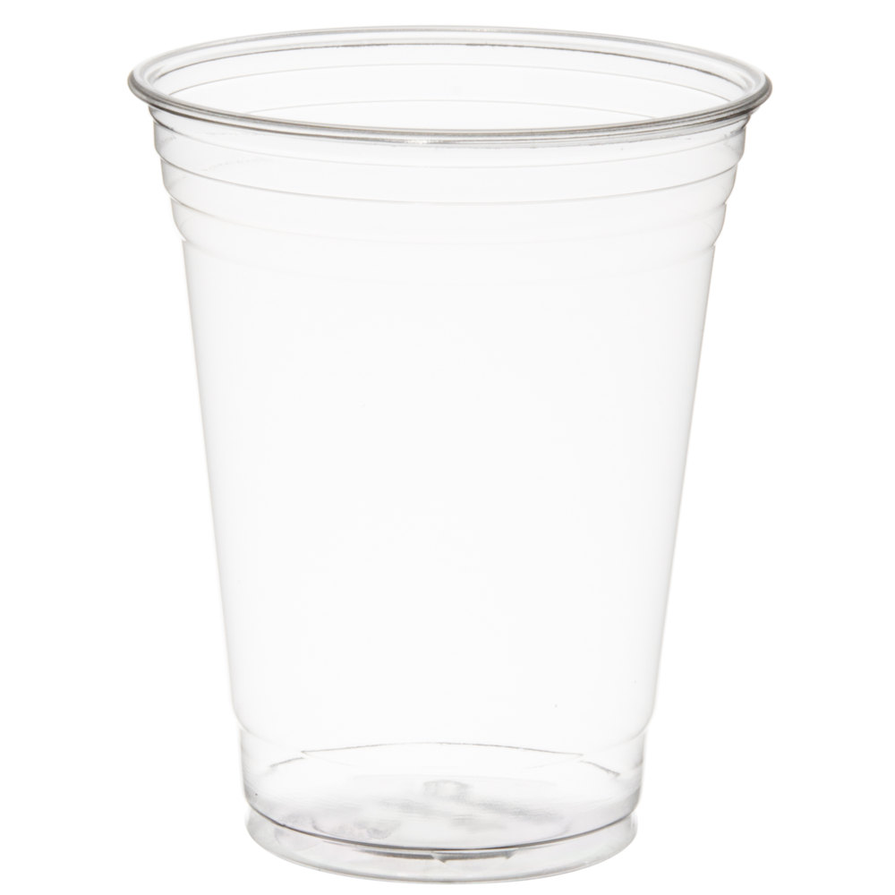 1000 16 Oz Cup Clear Plastic Great Lakes Beverage