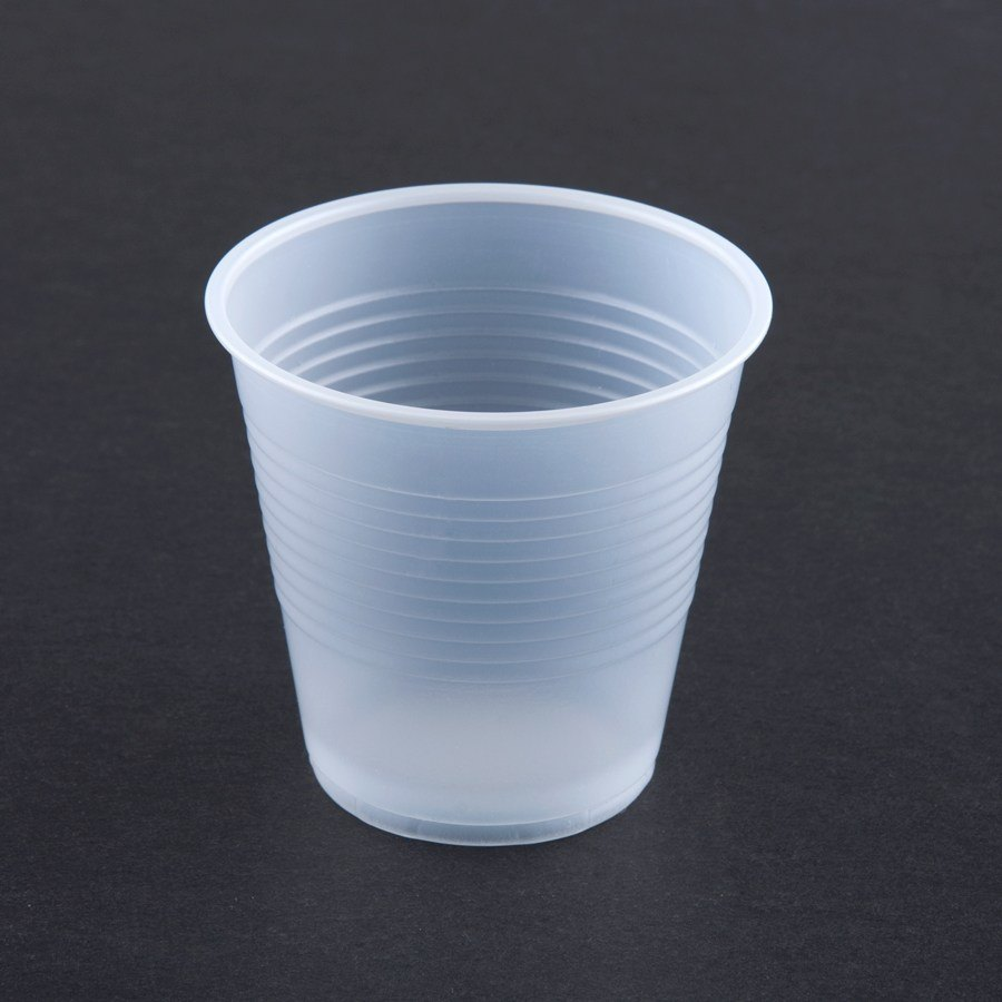 5 Oz Translucent Cup Plastic 2500 Ct Great Lakes Beverage